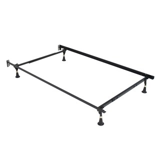 Atlas-Lock Keyhole Bed Frame Twin/Full with Glides
