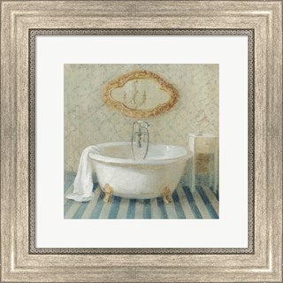 Danhui Nai 'Victorian Bath II' Framed Wall Art