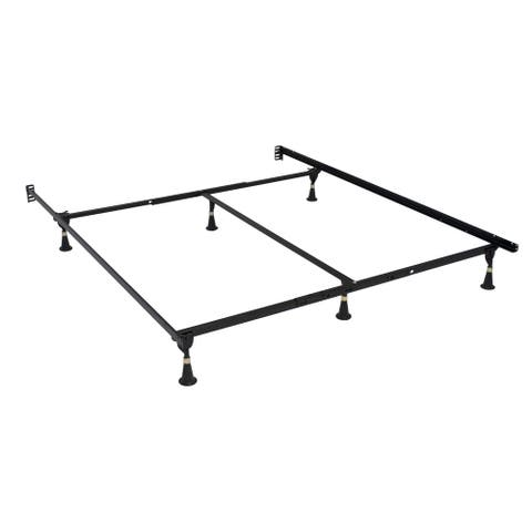 MetalCrest Classic Bed Frame Queen/King/Cal King