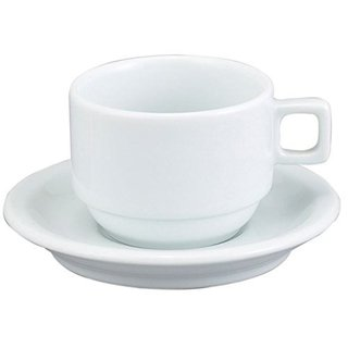 Demi Cup and Saucer (Set of 6)