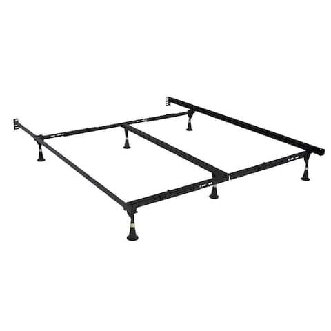 MetalCrest Supreme Steel Bed Frame