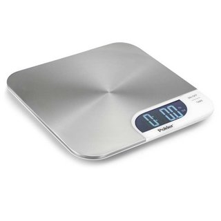 Stainless Steel Slimmer Digital Scale