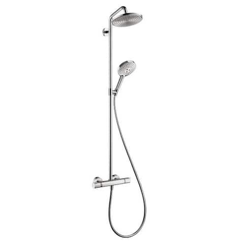 Hansgrohe HG Showerpipe Raindance S 240 (Replace 27160) in Chrome