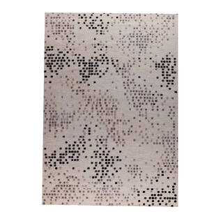 M.A.Trading Hand Woven Bee Beige/Grey (4'x6')