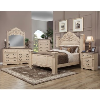 Sandberg Furniture Amalfi Estate Bedroom Set