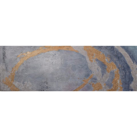 Aurelle Home Abstract Canvas Wall Decor
