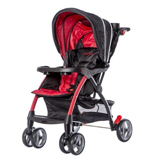 Dream On Me 'Maldives' Red Plastic Lightweight Stroller