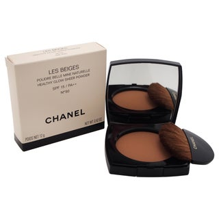 Chanel Les Beiges Healthy Glow Sheer Colour SPF 15 No. 50