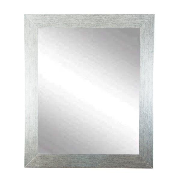 American Value Silver Vanity Wall Mirror