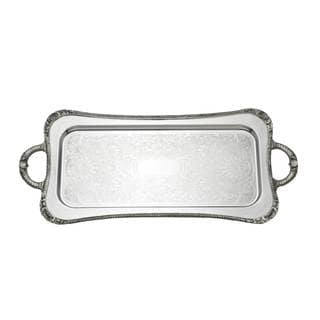 Reed & Barton Shell and Gadroon Cocktail Tray