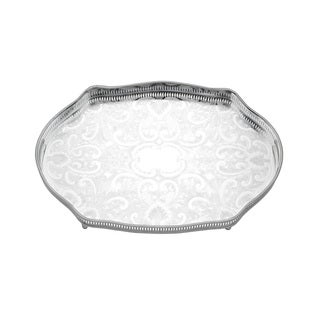 Reed and Barton Gallery Oval Tray