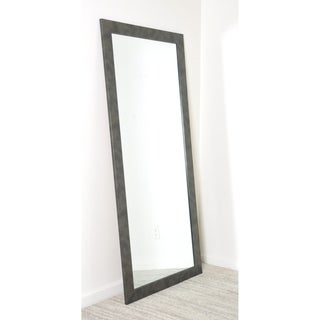 Vintage Black 32-inch x 65.5-inch Tall Vanity Wall Mirror