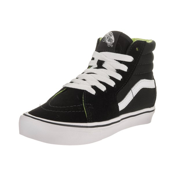 0732aa77e2 Shop Vans Kids Sk8-Hi Lite Basic Skate Shoes - Free Shipping Today ...