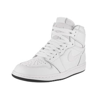free shipping 7aa24 1cfd0 White Jordan Shoes   Shop our Best Clothing   Shoes Deals Online at  Overstock