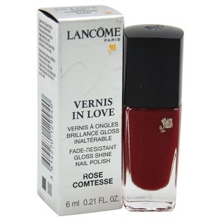 Lancome Vernis In Love Nail Polish 246N Rose Comtesse