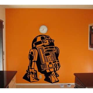 Star Wars Sticker C-3PO R2-D2 Wall Sticker Wall Decal NEW XXL SW5