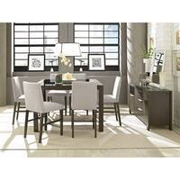 Hudson 7-piece Cafe Table and Chair Set