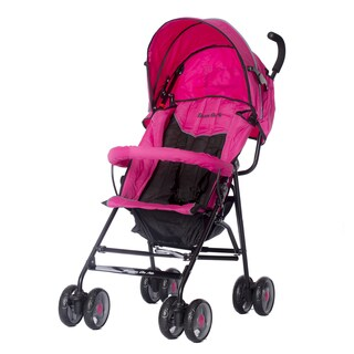 Dream On Me 'Galaxy' Dark Pink Plastic Stroller