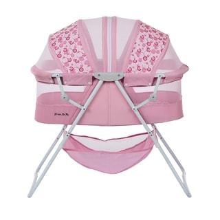 Dream on Me Pink Karley Bassinet
