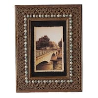 "Patterned Photo Frame (4"" x 6"")"