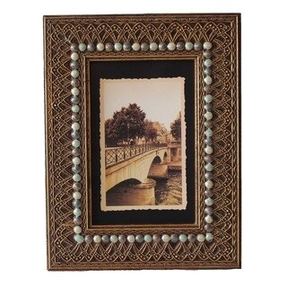 "Patterned Photo Frame (4"" x 6"")"