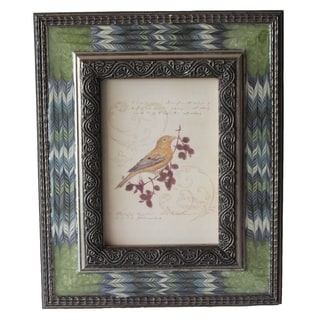 5 x 7 Patterned Photo Frame