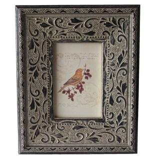 Jeco Grey Wood 4-inch x 6-inch Photo Frame