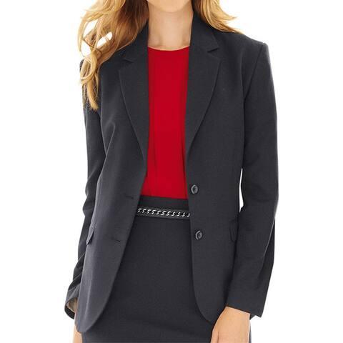 Affinity Apparel Ladies' 2-button Blazer