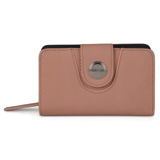 Kenneth Cole Reaction Women's Textured Indexer Wallet