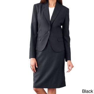 Affinity Apparel Ladies' Single-button Blazer (More options available)