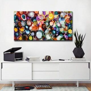 Ready2HangArt 'Festive Jewels' by Norman Wyatt, Jr. Canvas Art