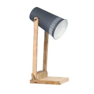 Classic Modern American Grey Table Lamp