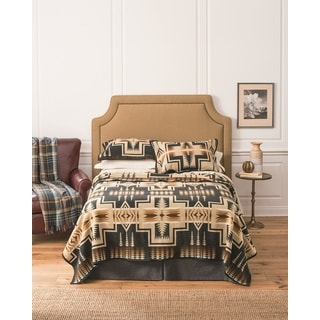 Shop Pendleton Harding Queen Blanket Free Shipping Today