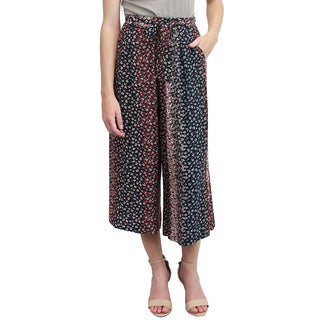 Relished Women's Floral Culottes