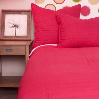 Brighton Hot Pink Cotton Quilt