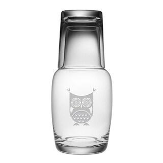 Hoot Owl Night Bottle Set