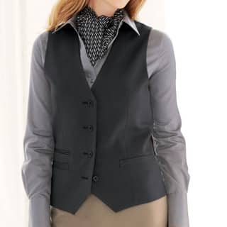 Affinity Apparel Ladies' Traditional 4-button Vest (Option: 12)|https://ak1.ostkcdn.com/images/products/14356484/P20932184.jpg?impolicy=medium