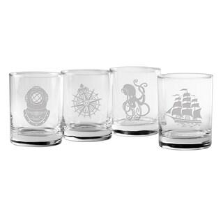 Voyager Assortment Rocks Glass (Set of 4)