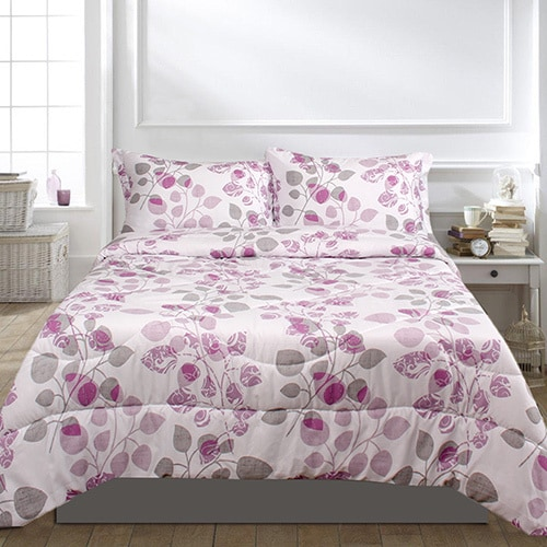 Lauren Taylor - Bloom 3pc Comforter Set