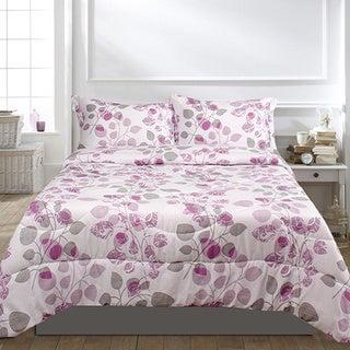 Lauren Taylor Bloom 3-piece Comforter Set