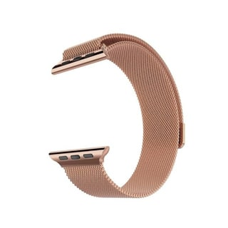 Milanese Loop for Apple Watch 38mm- Pink