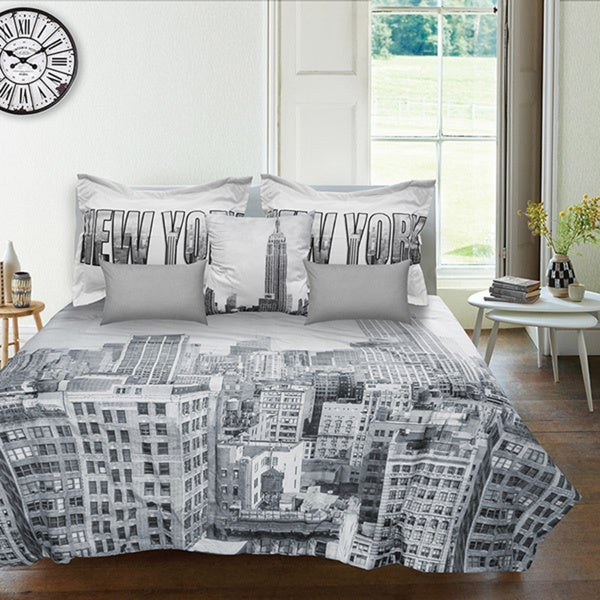 Lauren Taylor New York 7-piece Comforter Set