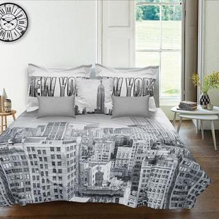 Lauren Taylor New York 7-piece Comforter Set
