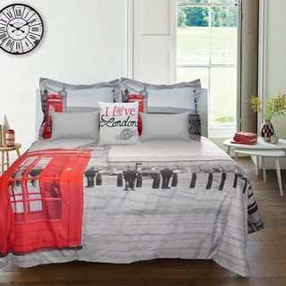 Lauren Taylor London 7-piece Comforter Set