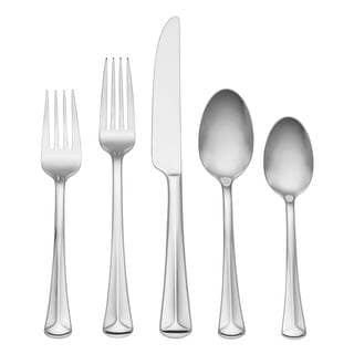 Reed Barton Baguette Stainless Steel 5-piece Place Setting