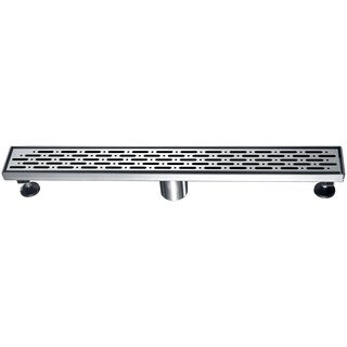 Dawn Rio Orinoco River Series - Linear Shower Drain 24 inches long
