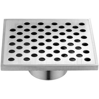 Dawn Rhone River Series Stainles Steel Square Shower Drain