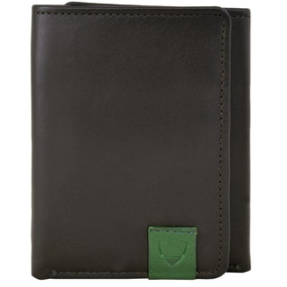 HiDesign Dylan Leather Compact Trifold Wallet
