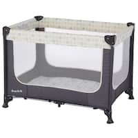Dream On Me Grey/ Green Zodiak Portable Playard