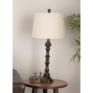 Urban Designs 30-inch Table Lamps and 61-inch Floor Lamp (Set of 3)